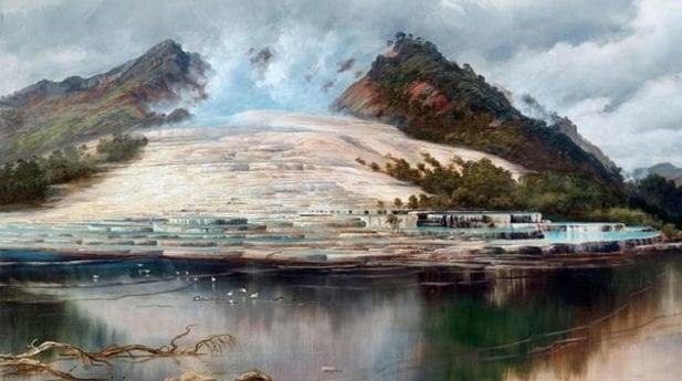 Unos diarios del siglo XIX echaron luz sobre la ubicación de las Terrazas.