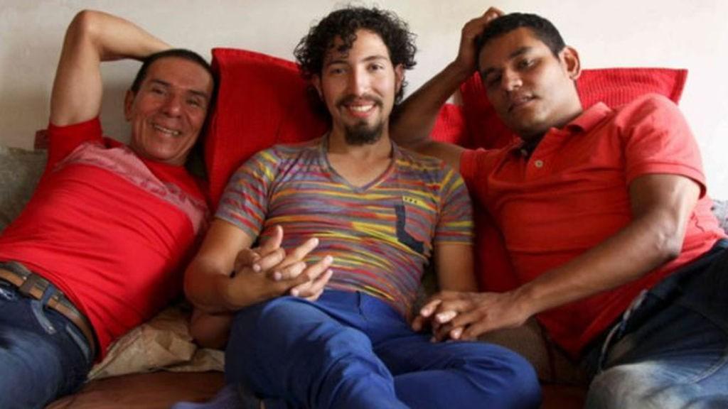 """Manuel Bermúdez, Alejandro Rodríguez y Víctor Prada se convirtieron en la segunda """"trieja"""" legal del mundo"""