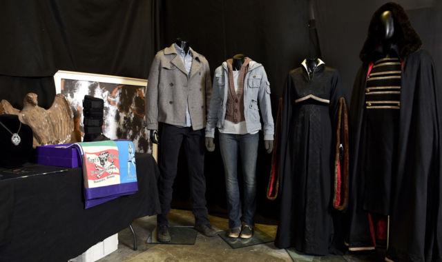 Twilight memorabilia auction