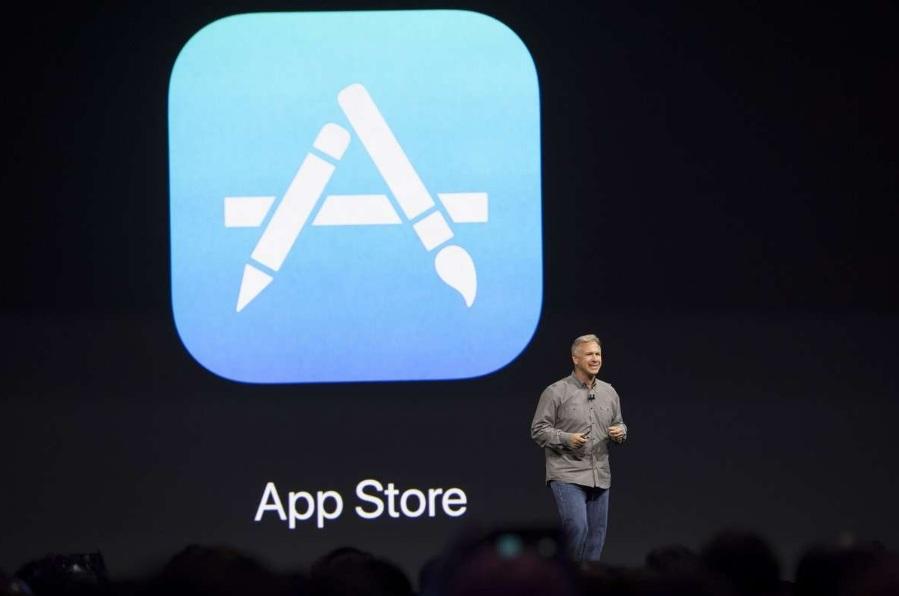 Phil Schiller, vicepresidente senior de marketing mundial de Apple, presentó la nueva App Store en la pasada Keynote 2016.