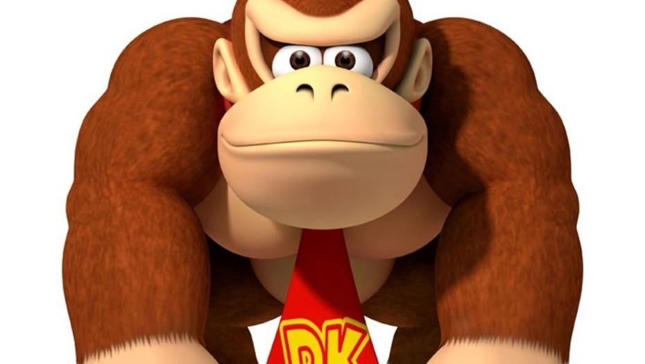 Donkey Kong, un personaje de siempre.