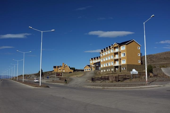 El hotel Las Dunas también quedó intervenido.