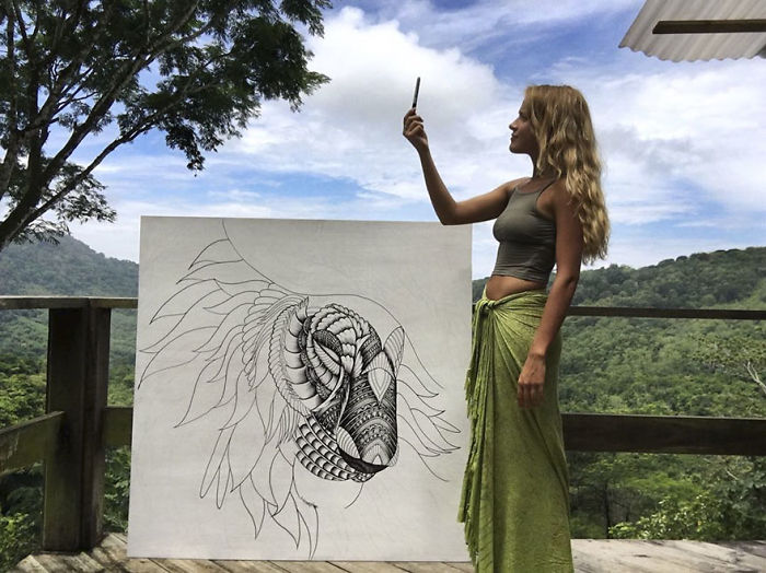 intricate-animal-drawings-faye-halliday-5953917f414f6__700