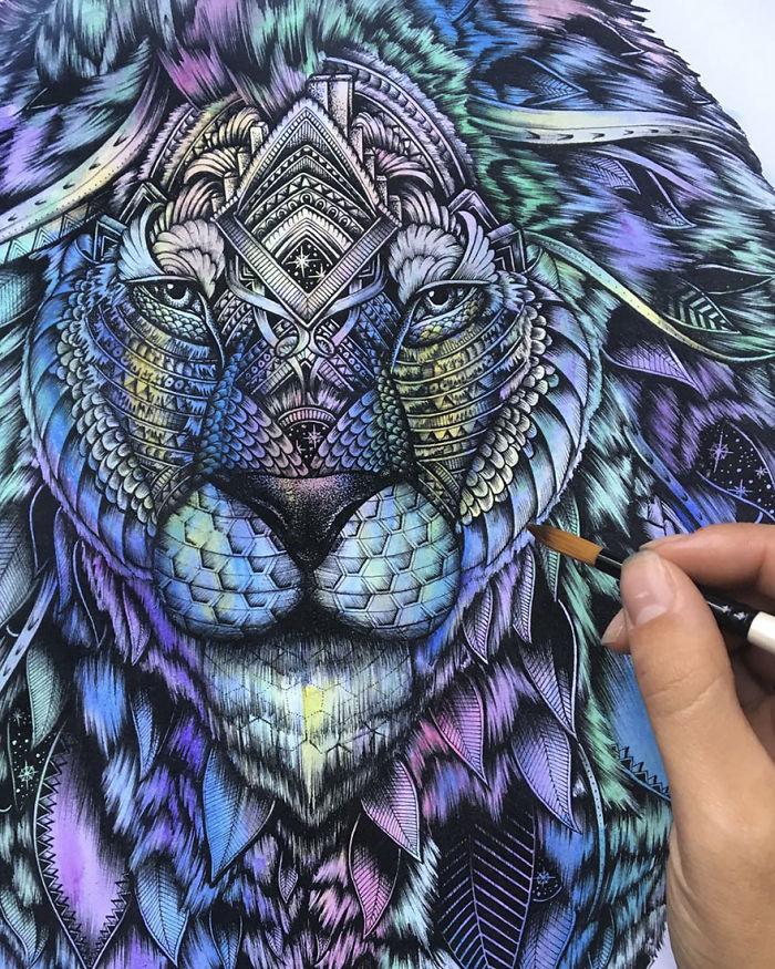 intricate-animal-drawings-faye-halliday-5953919d04a57__700