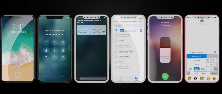 iPhone 8 -