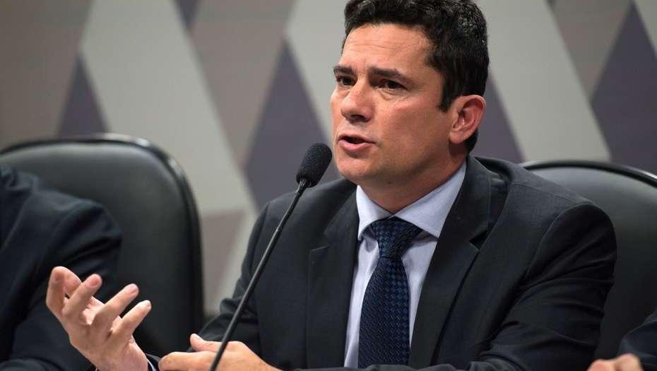 Sergio Moro, el juez que investiga la corrupción en Brasil.