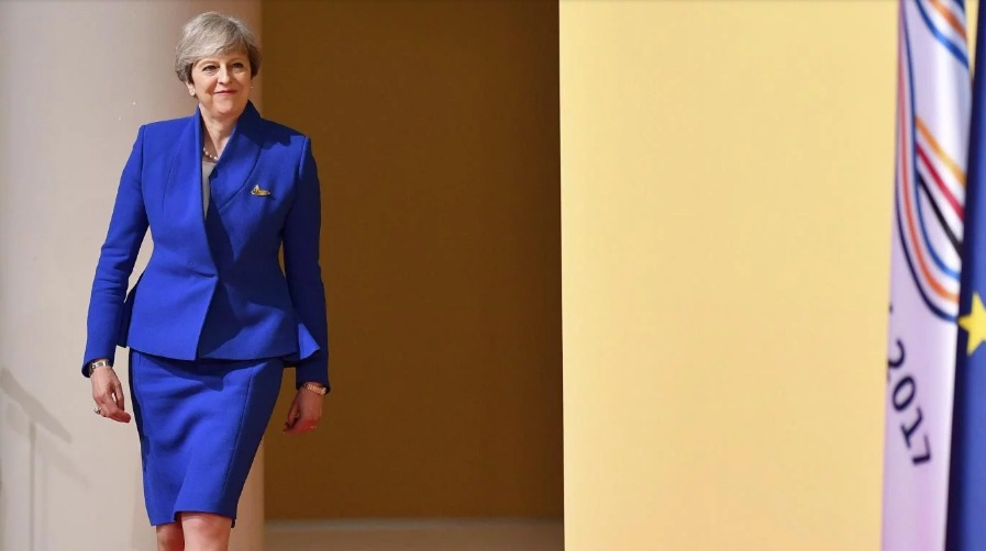 Theresa May suspendió la audiencia con Macri en el G20 alegando un problema de agenda.