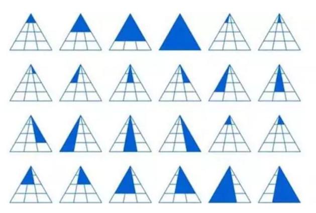 triángulo acertijo 1