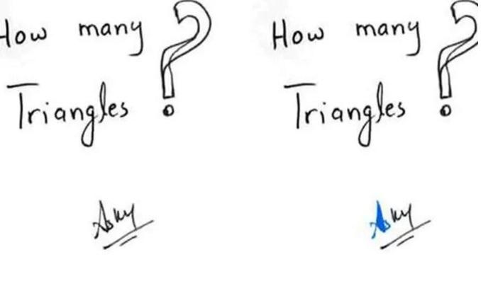 triángulo acertijo 2