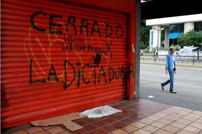 Venezuela crisis 1