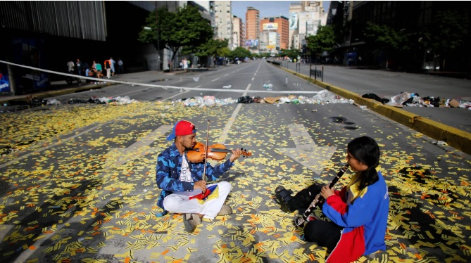 Venezuela crisis 2