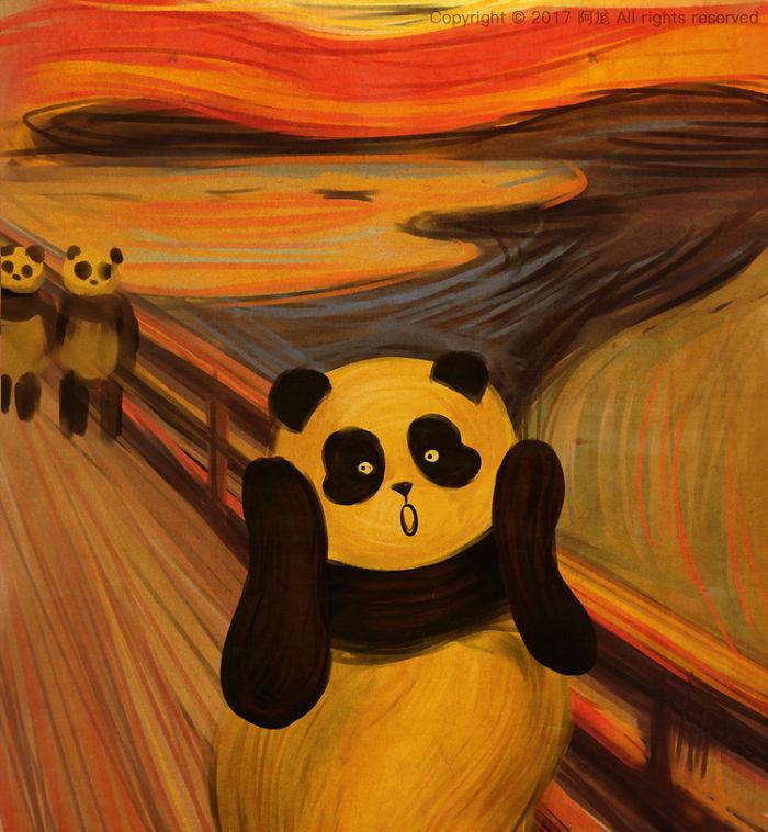 When-Pandas-Meet-Arts-596c89192e63c__700