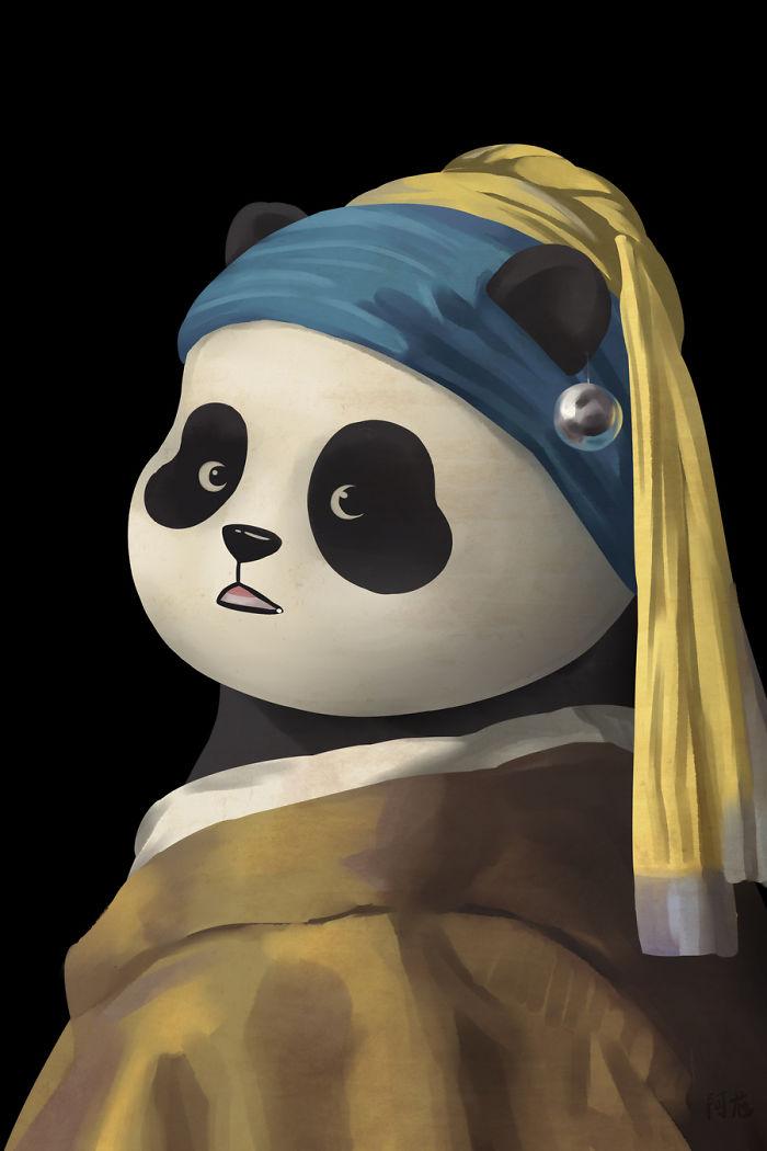 When-Pandas-Meet-Arts-596c894b9732a__700