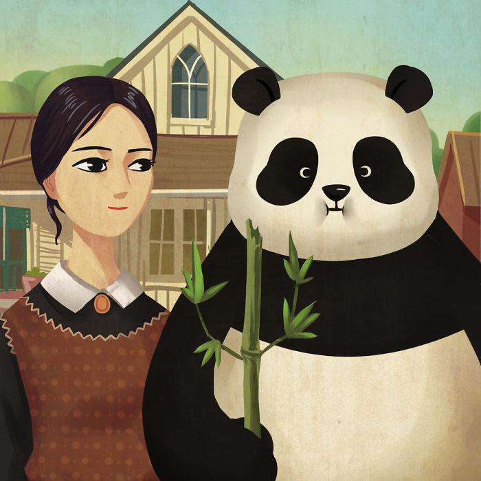When-Pandas-Meet-Arts-596c89549ea8c__700