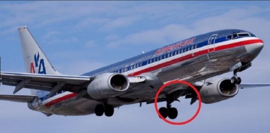 Avion - hombre escondido