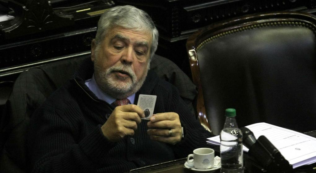 JULIO DE VIDO (Frente para la Victoria-PJ, Buenos Aires) 30 ausencias