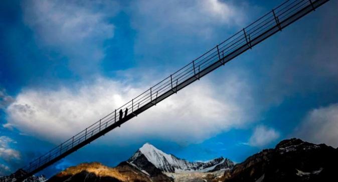 Europabruecke puente 2