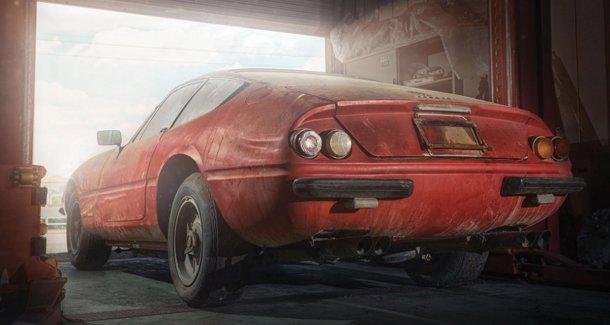 Ferrari 365 GTB 4 - 3