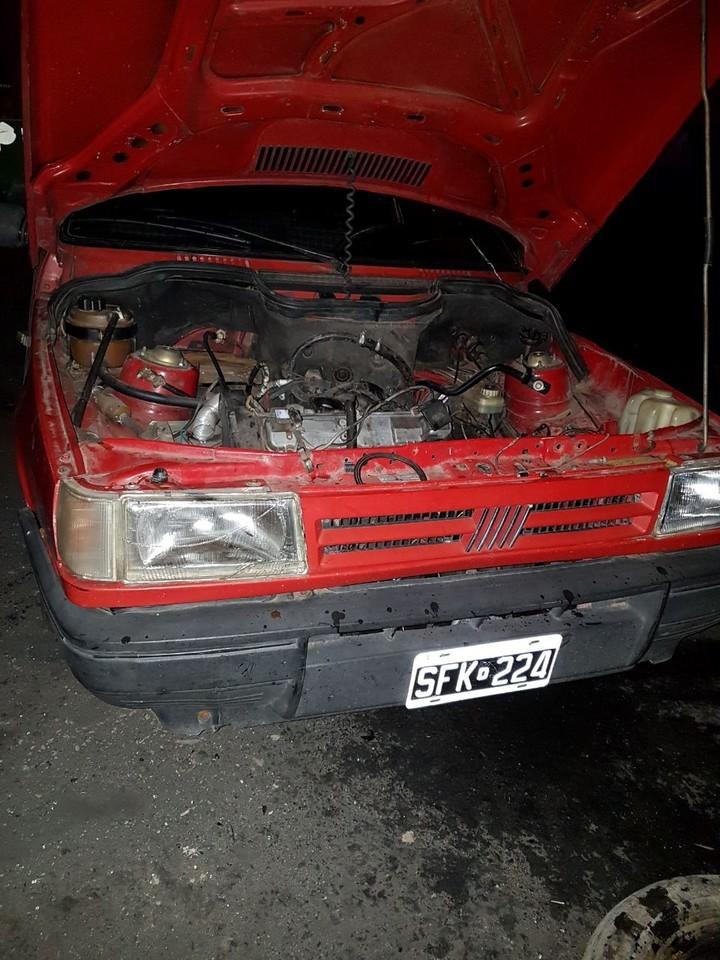 Fiat Duna 1