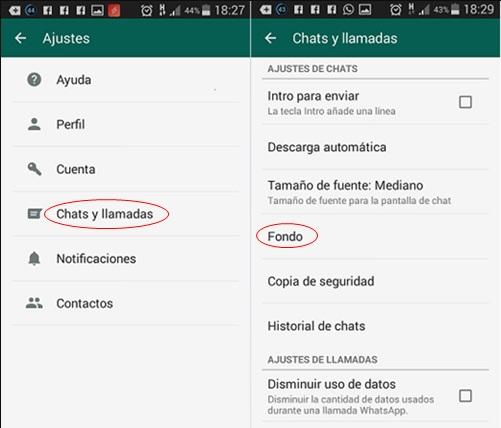 fondo de pantalla WhatsApp web