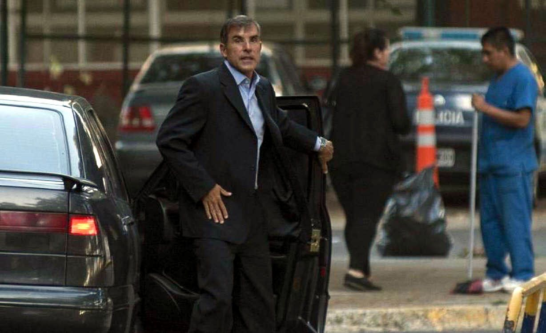 El fiscal Gerardo Pollicita.