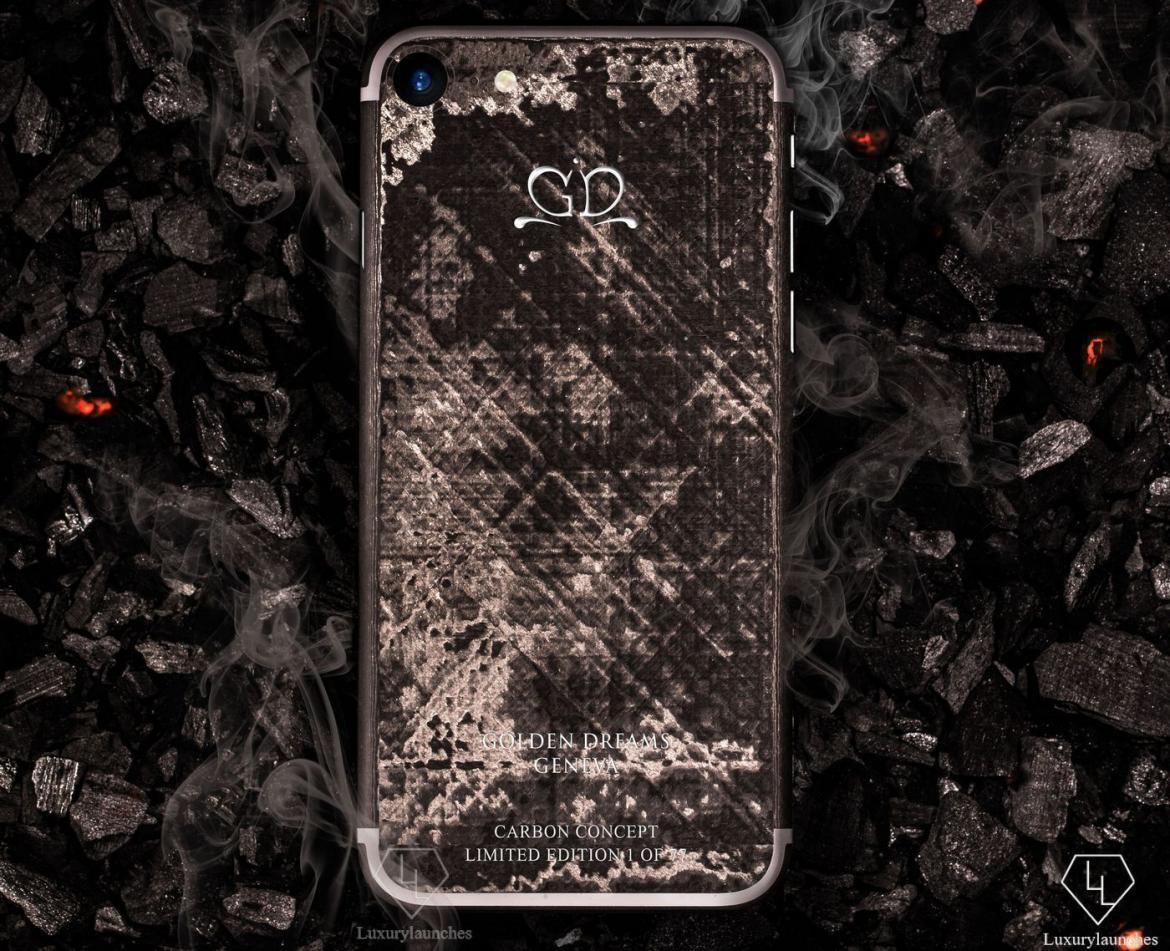 iPhone 7 Carbon Concept Edition