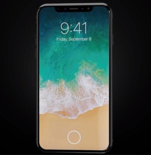 El último modelo de iPhone estará dotado de tecnología tridimensional en la cámara de fotos frontal.