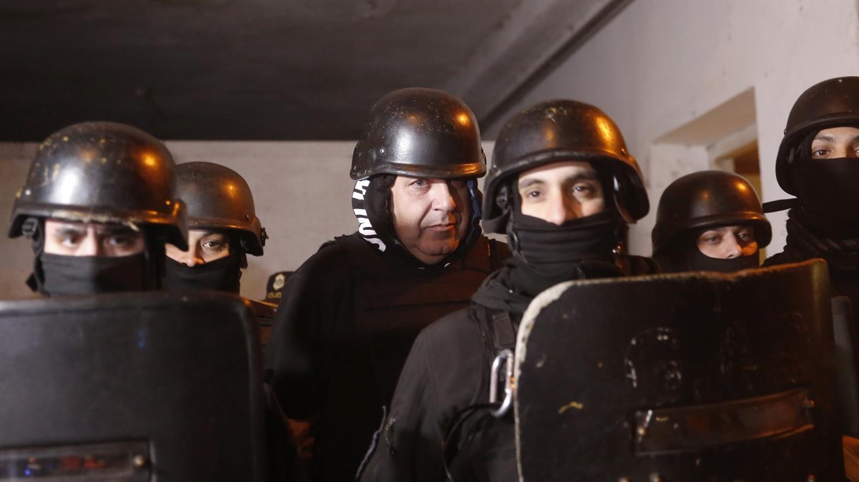 Minnicelli fue detenido en Mar del Plata por efectivos de la policía bonaerenese.