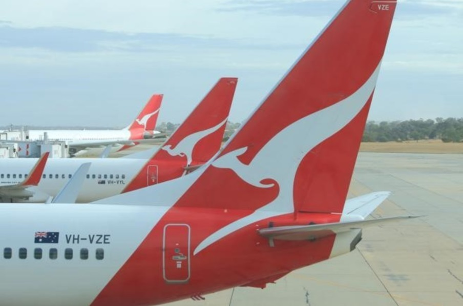 Qantas Airways volará sin escalas de Sydney a Londres.