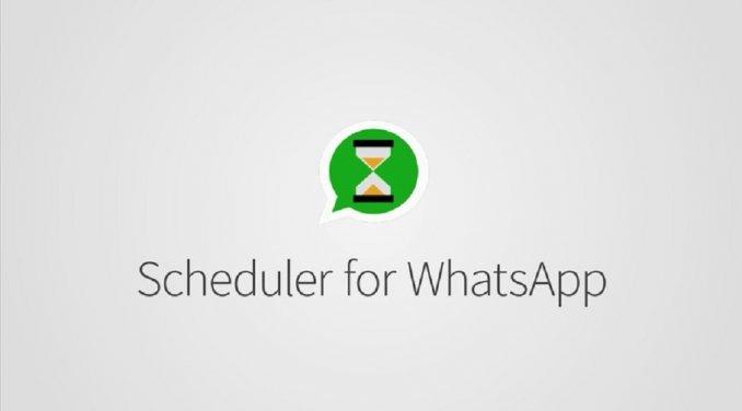 Scheluder, la app que permite programar mensajes en WhatsApp.