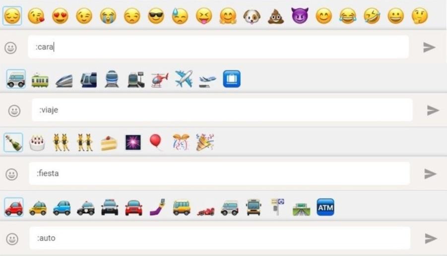 WhatsApp Web - Emojis