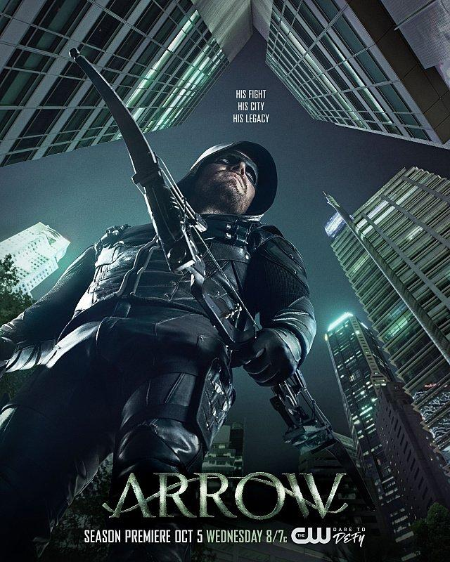 Arrow - Temporada 5.