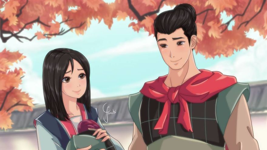 Artist-transforms-her-favorite-Disney-princesses-into-anime-art-and-they-look-so-adorable-59b5df6be51ad__880