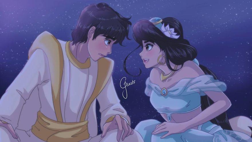 Artist-transforms-her-favorite-Disney-princesses-into-anime-art-and-they-look-so-adorable-59b5e20e55dec__880