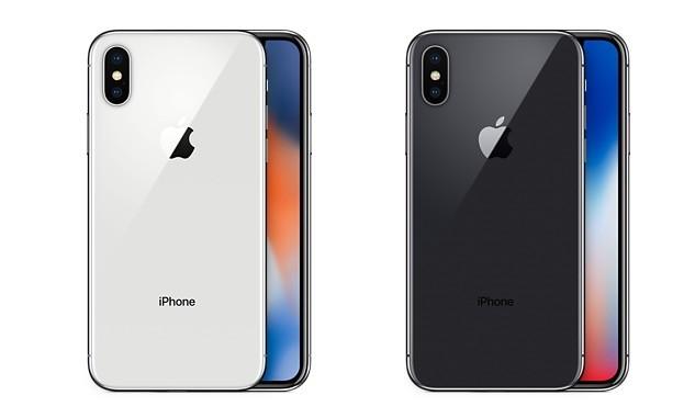 Apple - iPhone X - 10