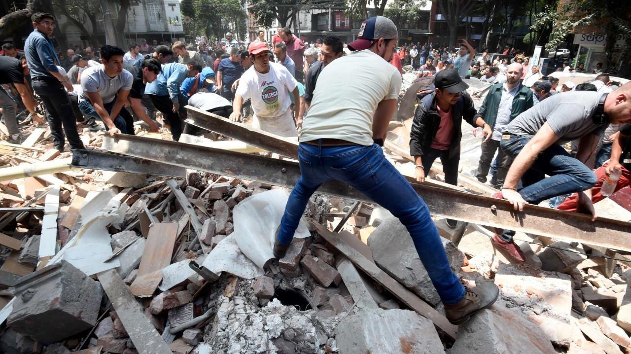 Mexico sismo 1