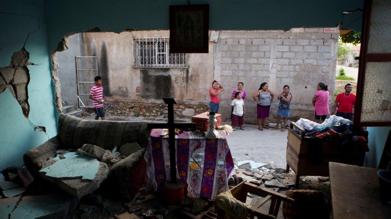 Mexico sismo 2