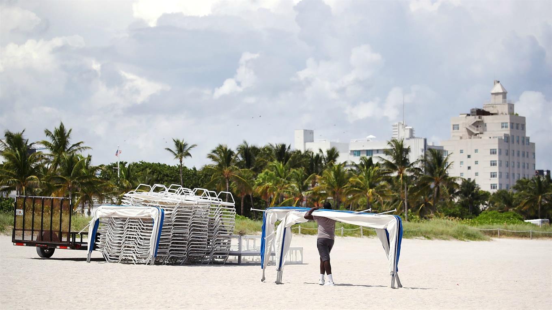 Miami - Huracan Irma