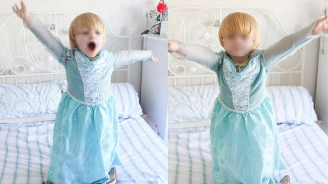 niño, Disney , princesa