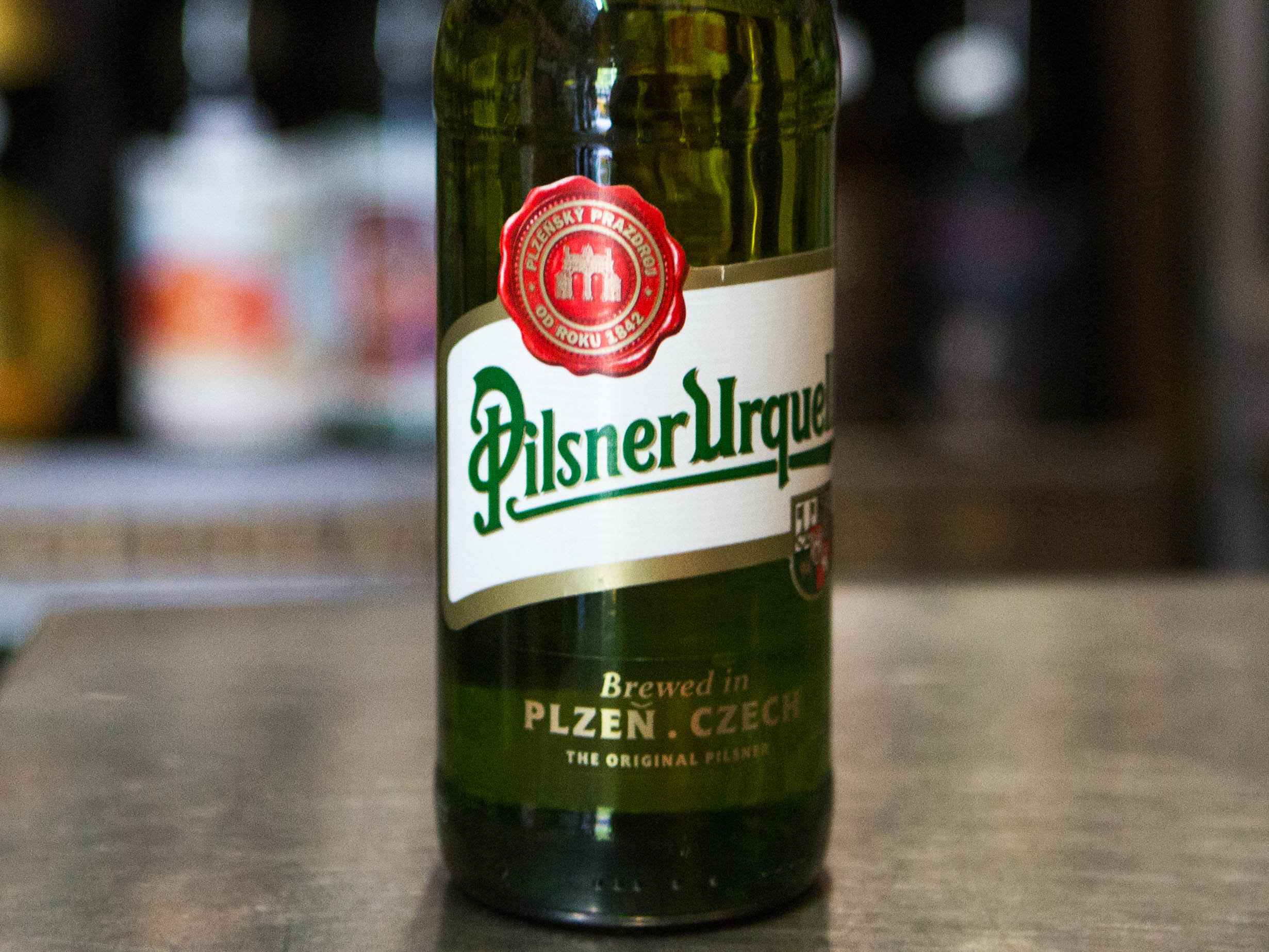 Pilsner.