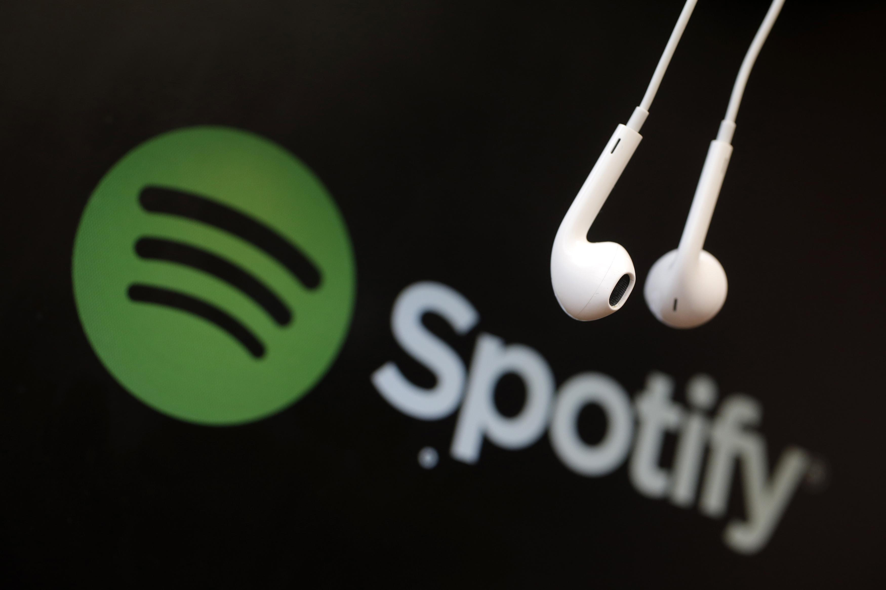 Spotify.