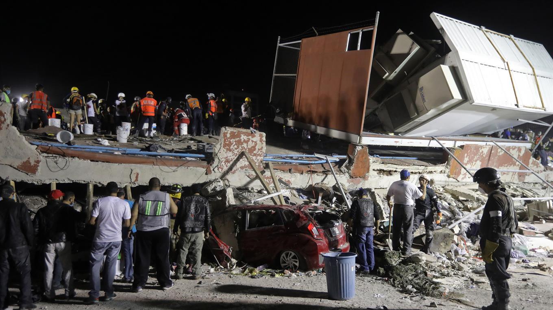 Terremoto en México: diferencias y similitudes entre lo que ocurrió en 1985 y en 2017.