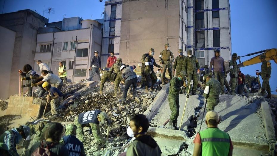 Terremoto mexico 2