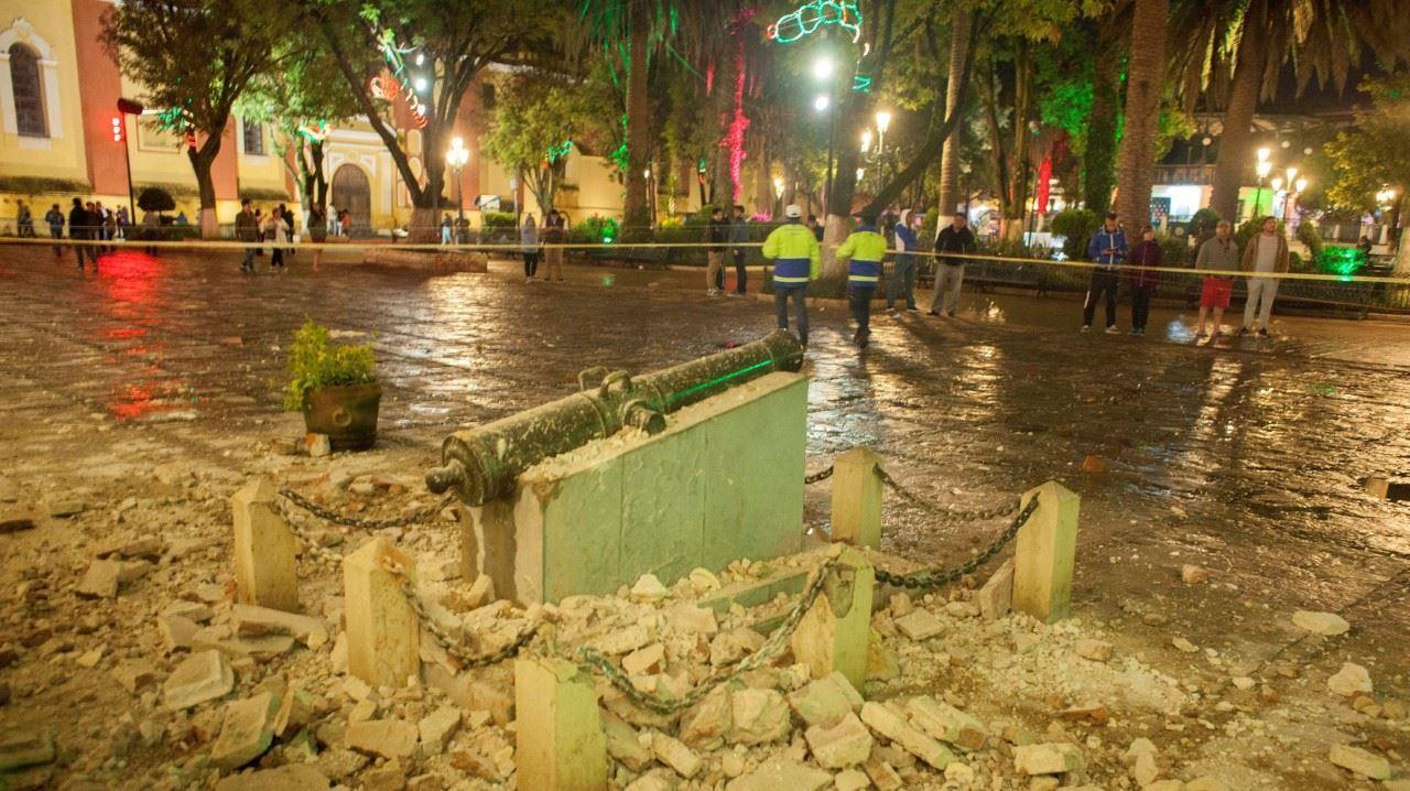 Terremoto Mexico 21