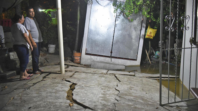 Existe la posibilidad de que se registren olas generalizadas y peligrosas de maremoto en las costas de México, Guatemala, El Salvador, Costa Rica, Nicaragua, Panamá, Honduras y Ecuador.