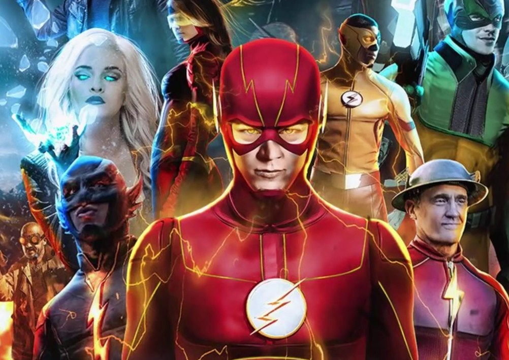 The Flash - Temporada 3.