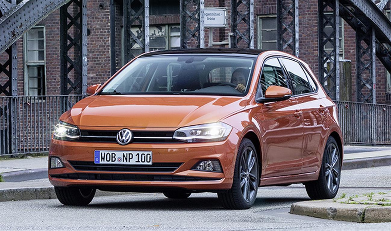 Volkswagen Polo, sólo con 5 puertas.
