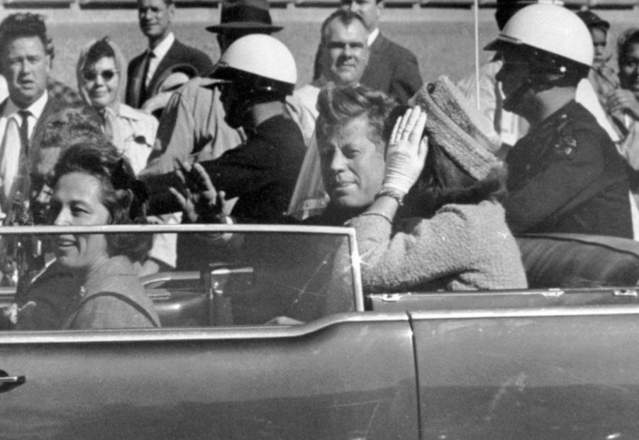Una imagen tomada el 22 de noviembre de 1963.
