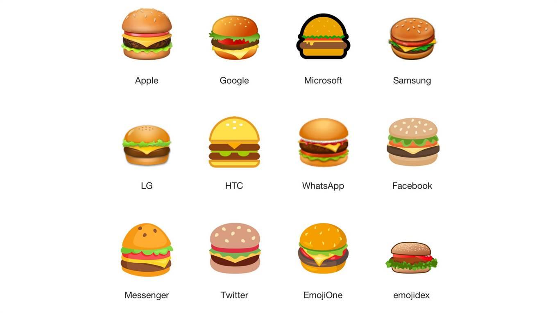 No todo están de acuerdo en cómo se ubican los ingredinetes de una hamburguesa.