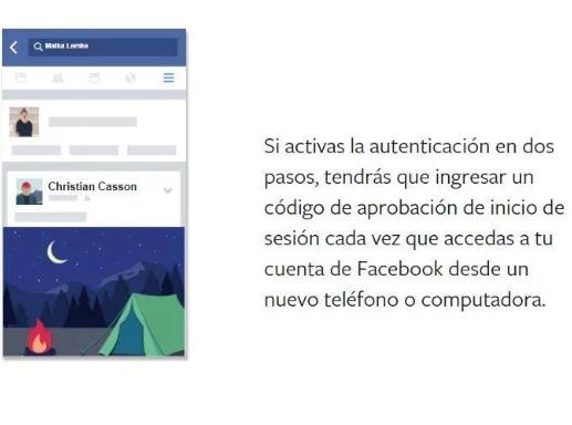 Facebook - privacidad
